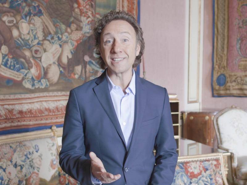 Stéphane Bern – Teaser Cérémonie des Couronnes 2015 – 4K