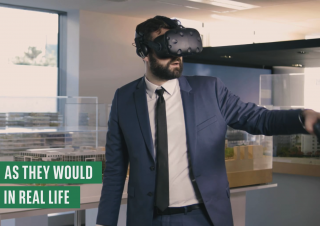 PUBLICITE WEB – BNPPRE – DO YOU BELIEVE IN HOLOPORTATION?